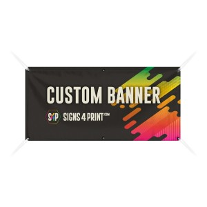 PET/PP Film Banners (Indoor)